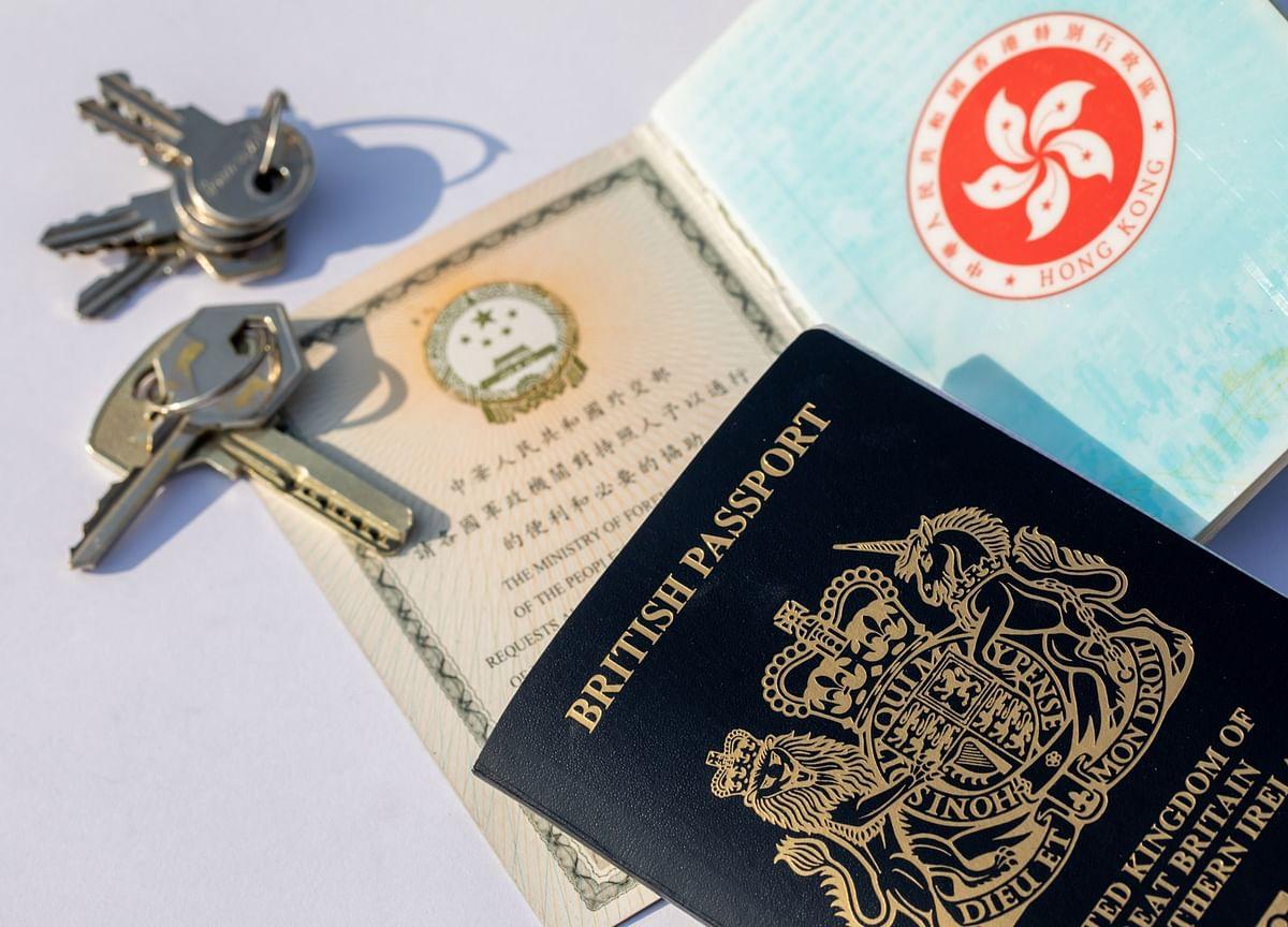 App for U.K. Visas Nears Top of Hong Kong Download Lists