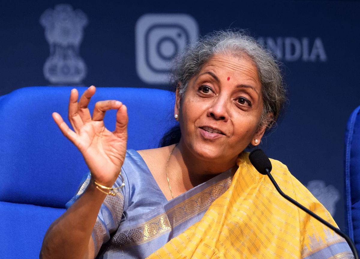 Finance Minister Urges Industry To Unleash Animal Spirits, Make India Fastest Growing Economy