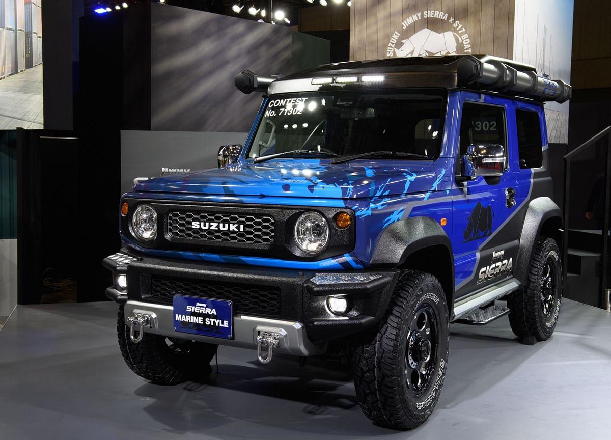Maruti Suzuki Weighing Options To Launch Jimny In India