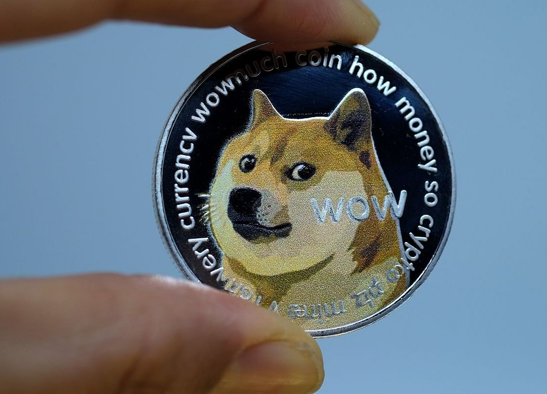 Dogecoin Retreats After Topping Ford and Kraft in Market Value