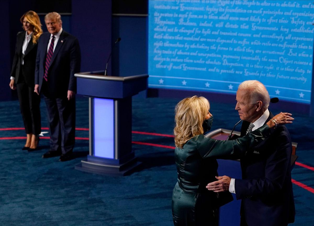 How Trump Set Up Biden for Success