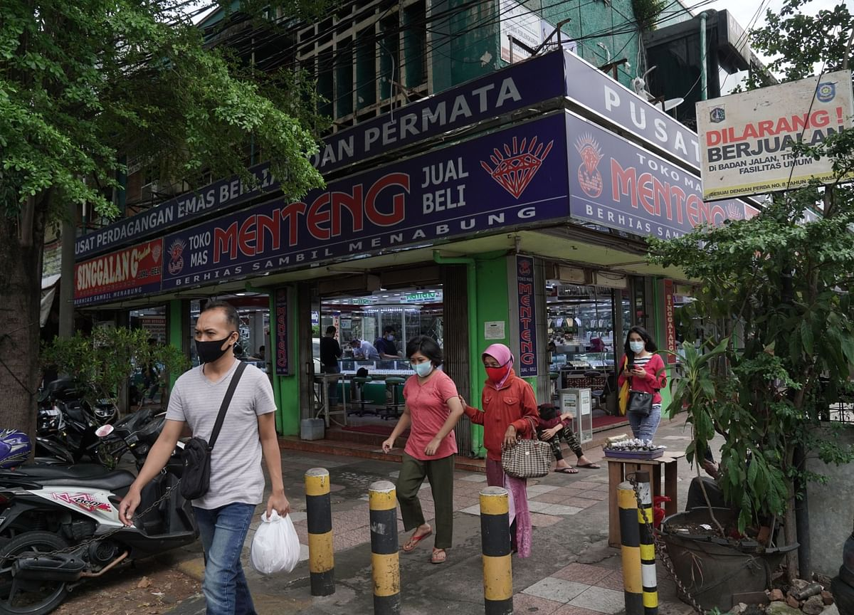Inflation Pockets of Asia, Climate Fail, U.S. Recovery: Eco Day