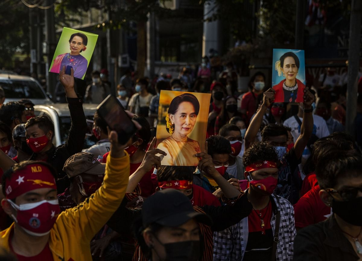 UN Security Council Finds Rare Unity in Criticizing Myanmar Coup