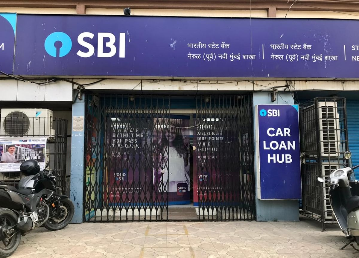 SBI Stock Hits A Record High After Morgan Stanley Raises Target
