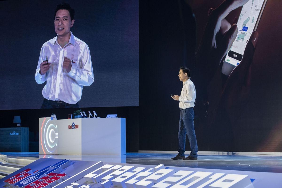 Baidu Sales Beat Estimates on News Feed, Search Advertising
