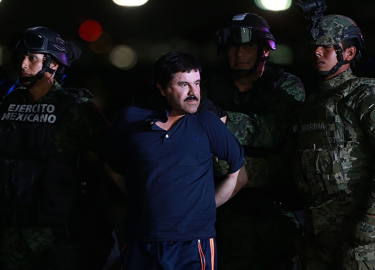 U.S. Arrests Chapo's Wife for Allegedly Aiding Kingpin's Escape