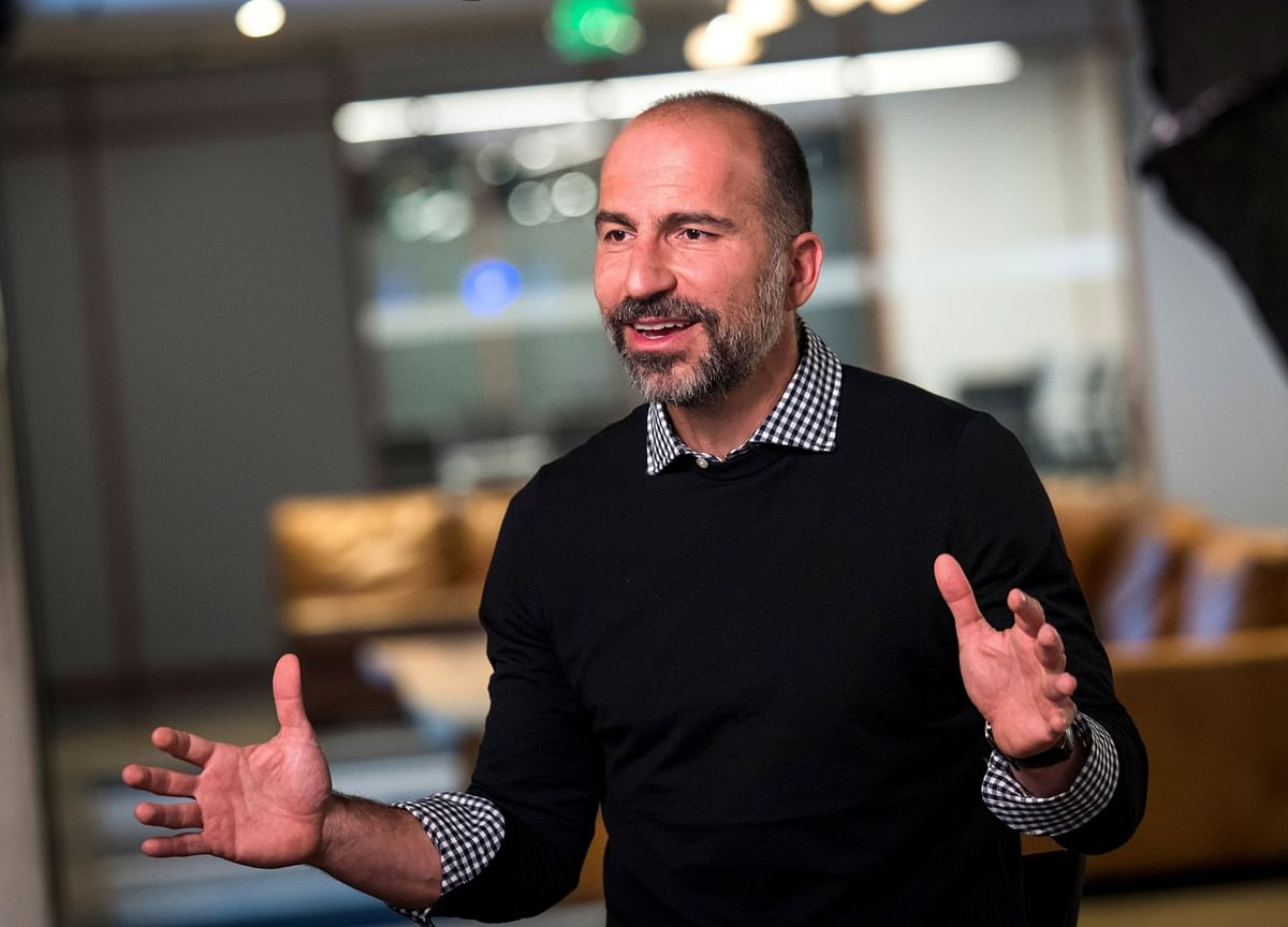 Uber CEO Promises Gig Workers Better Rights Ahead of EU Laws