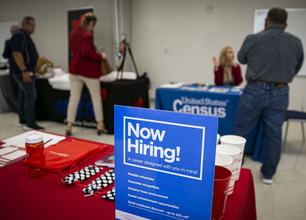 U.S. Job Openings Unexpectedly Increase to a Five-Month High