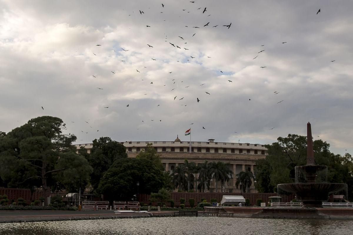 Parliament Approves Jammu & Kashmir Reorganisation Amendment Bill
