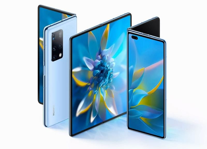 Huawei Debuts $2,800 Phone After Barely Growing Sales in 2020