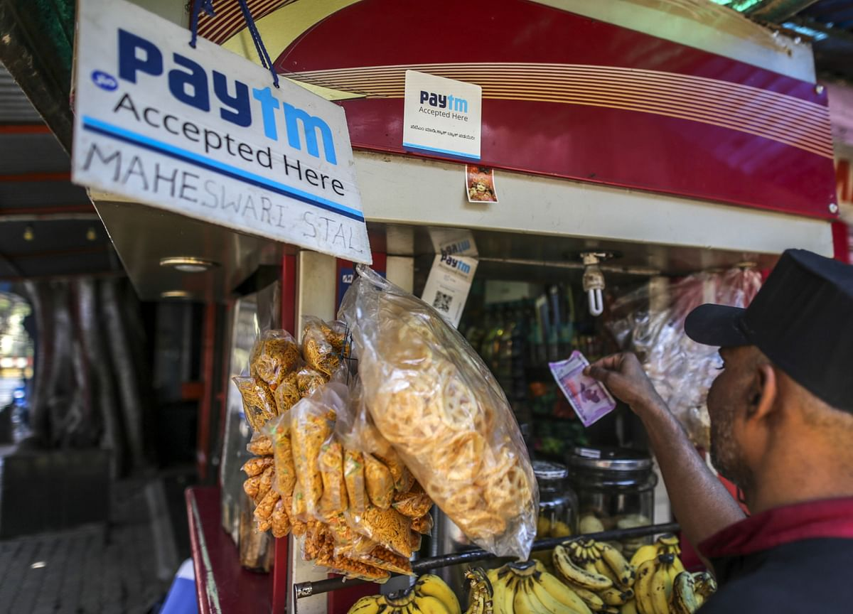 India's Paytm Moves Ahead With Planned $3 Billion IPO