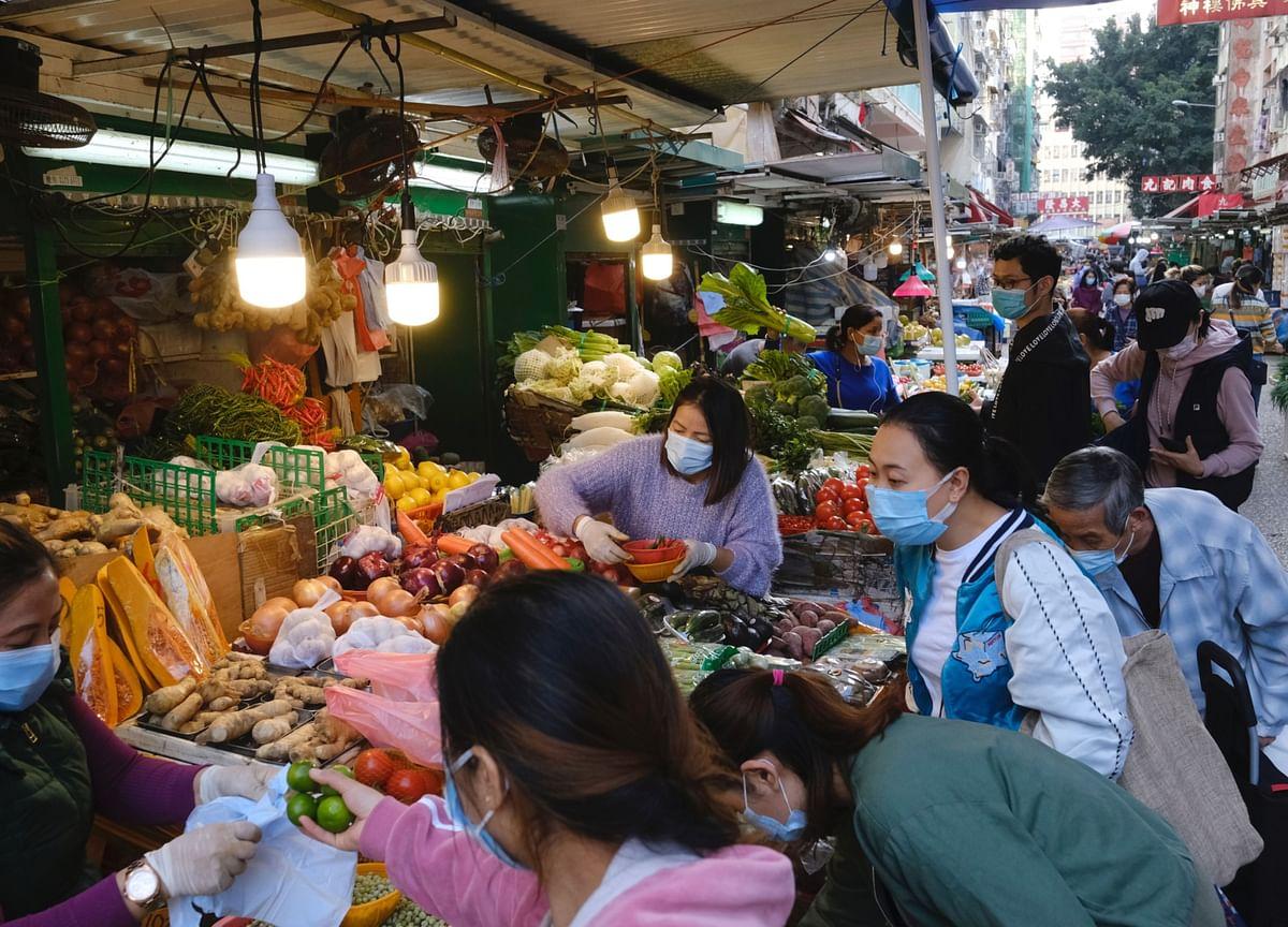 World Food Bills Set to Keep Rising on China's Crop-Buying Binge