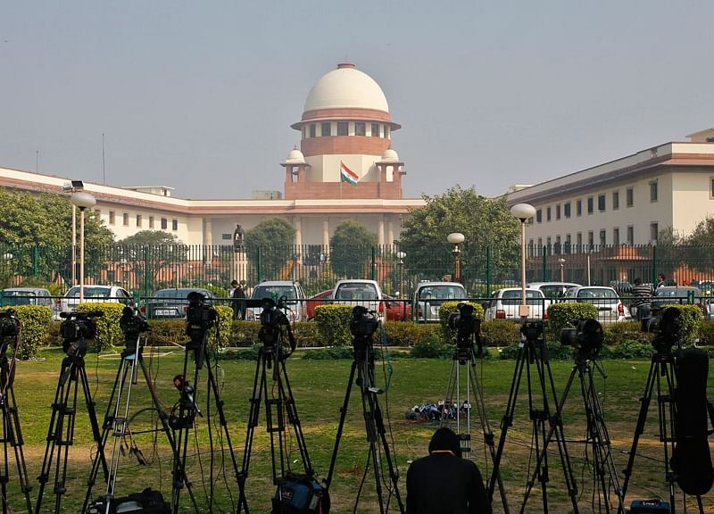Supreme Court Seeks Views On Live Streaming And Transcripts Of Proceedings