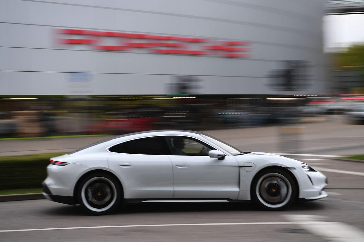 VW's PotentialPorsche Listing Signals Auto Upheaval Just Starting