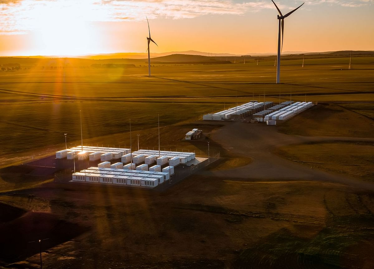 World's Largest Battery to Be Built in Australia Coal-Mining Hub