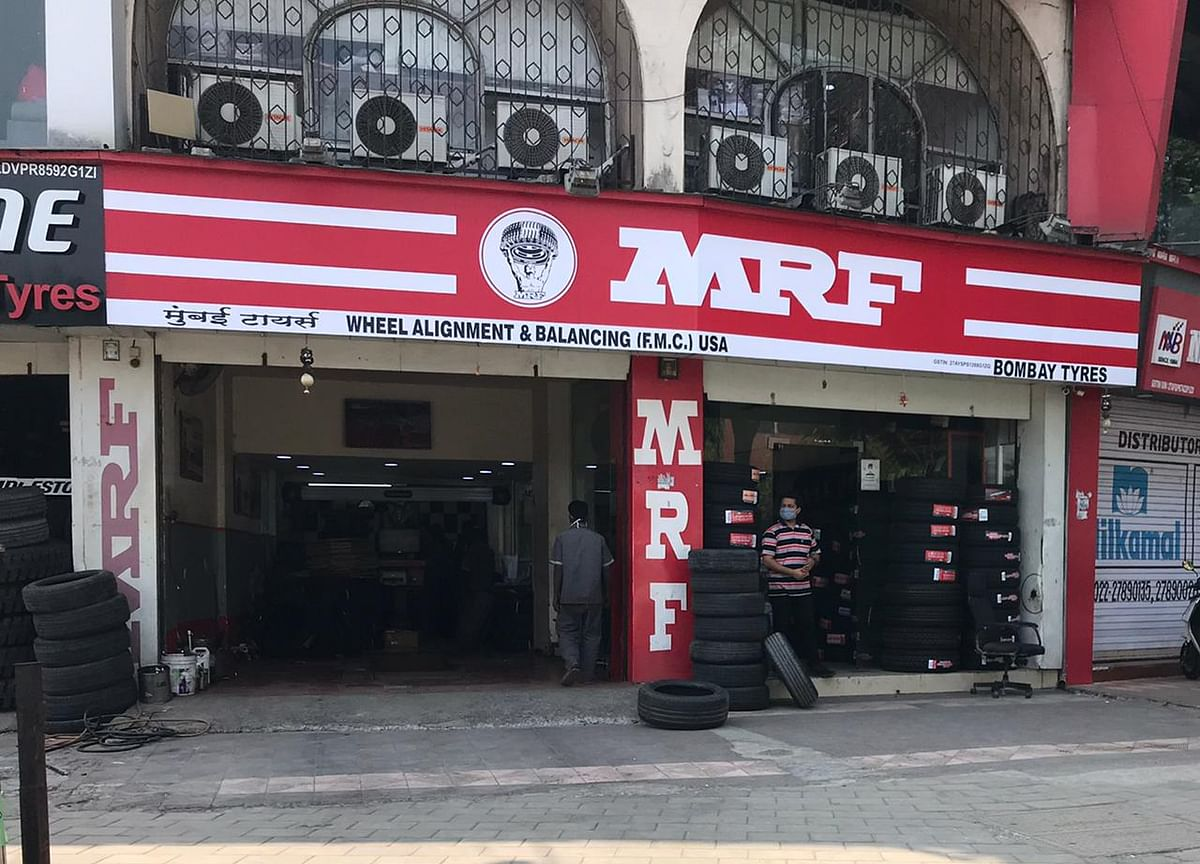 MRF's Production Constraints To Ease, Strong Demand: Anand Rathi