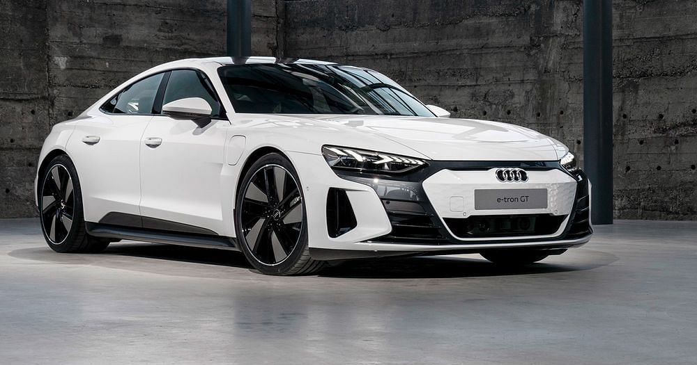 Audi Adds Electric Luxury Coupe As Tesla Upgrades Model S