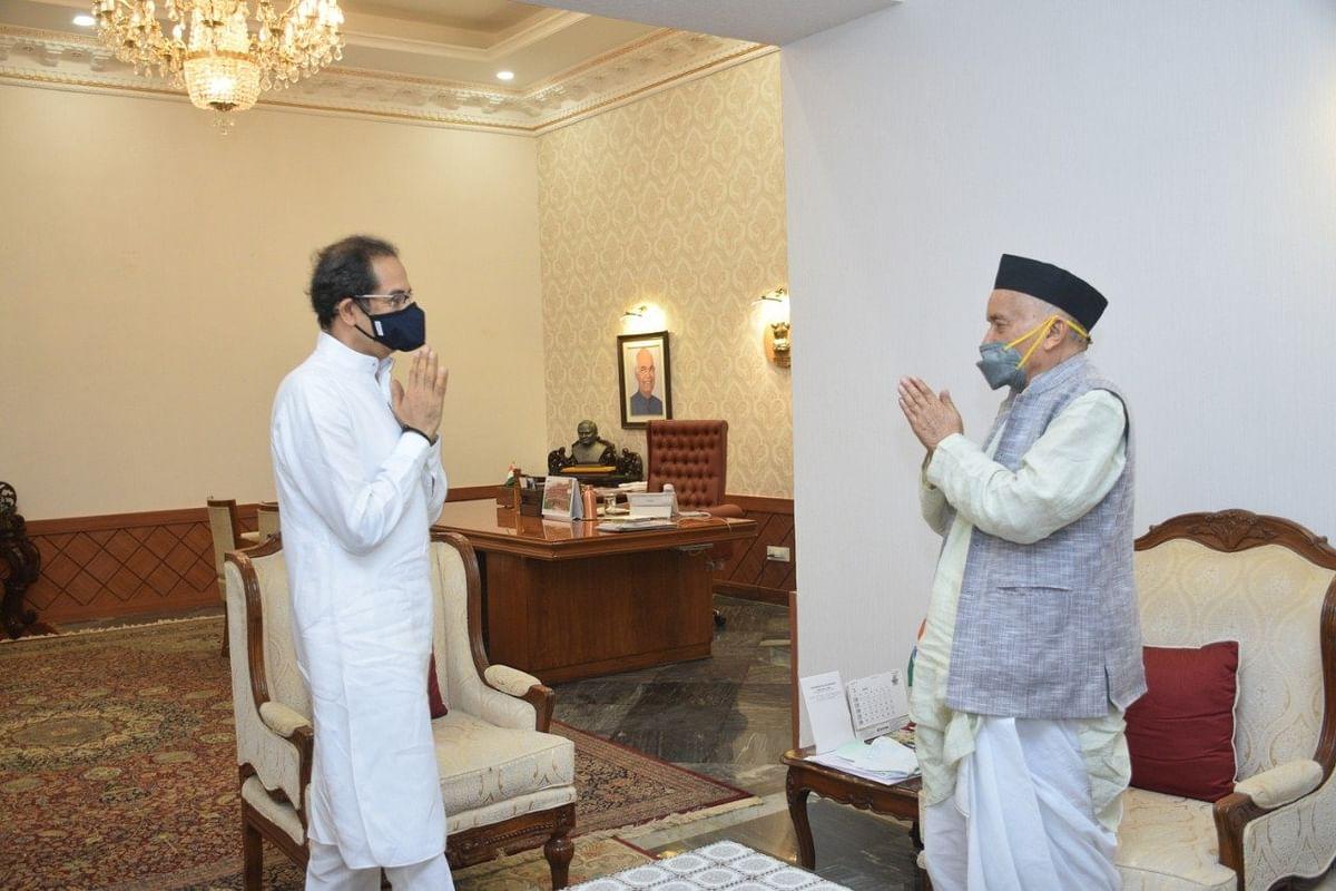 Shiv Sena Urges Central Government To Recall Maharashtra Governor