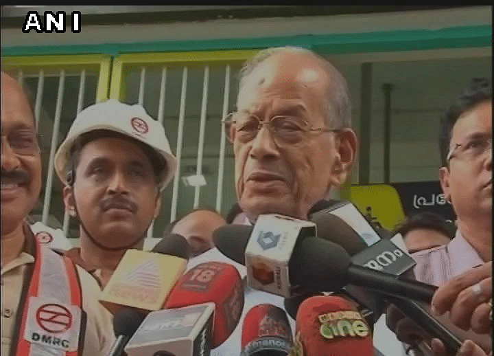 'Metro Man' Sreedharan To Join BJP, Says Party's Kerala Unit Chief