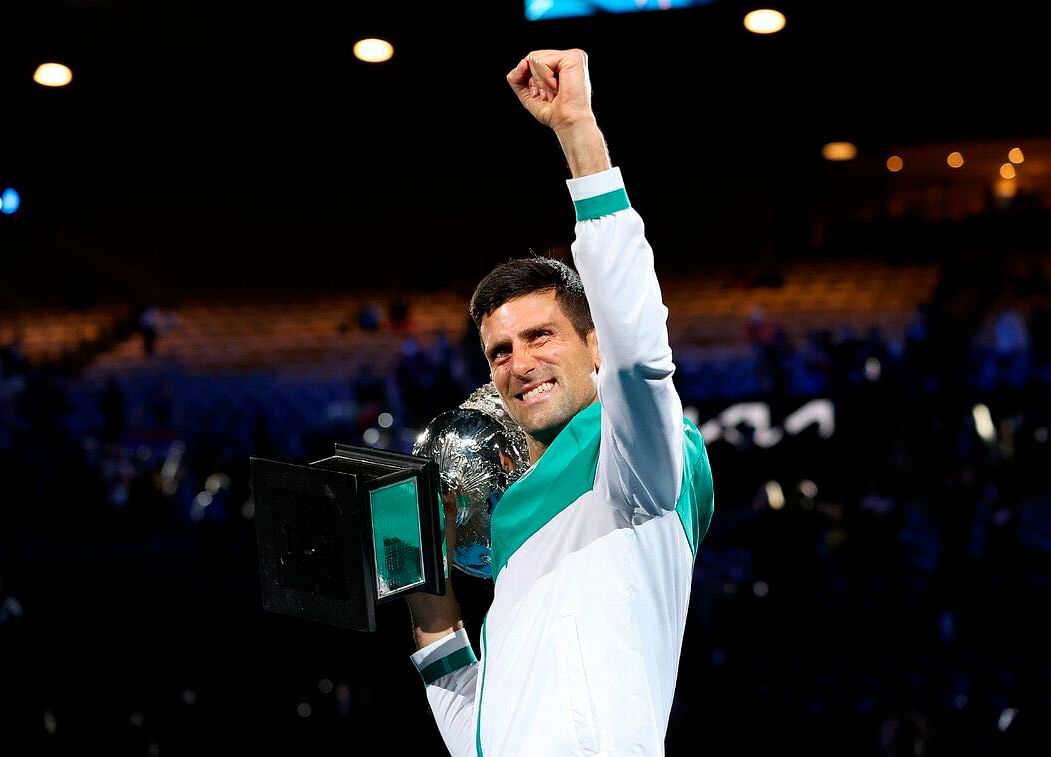 Novak Djokovic Beats Medvedev To Win Australian Open, His 18th Grand Slam