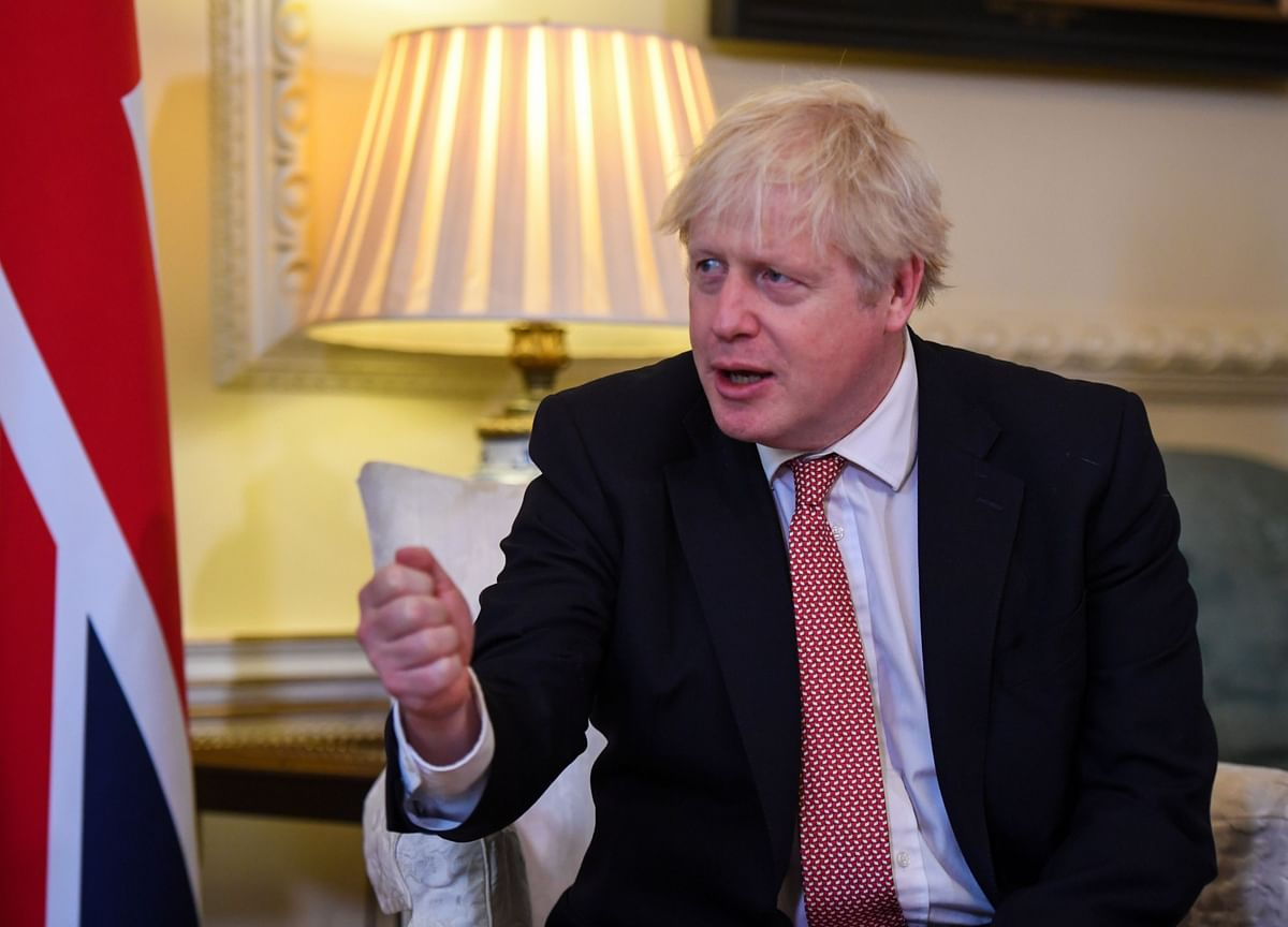 U.K.'s Johnson Threatens to Suspend Northern Ireland Brexit Deal