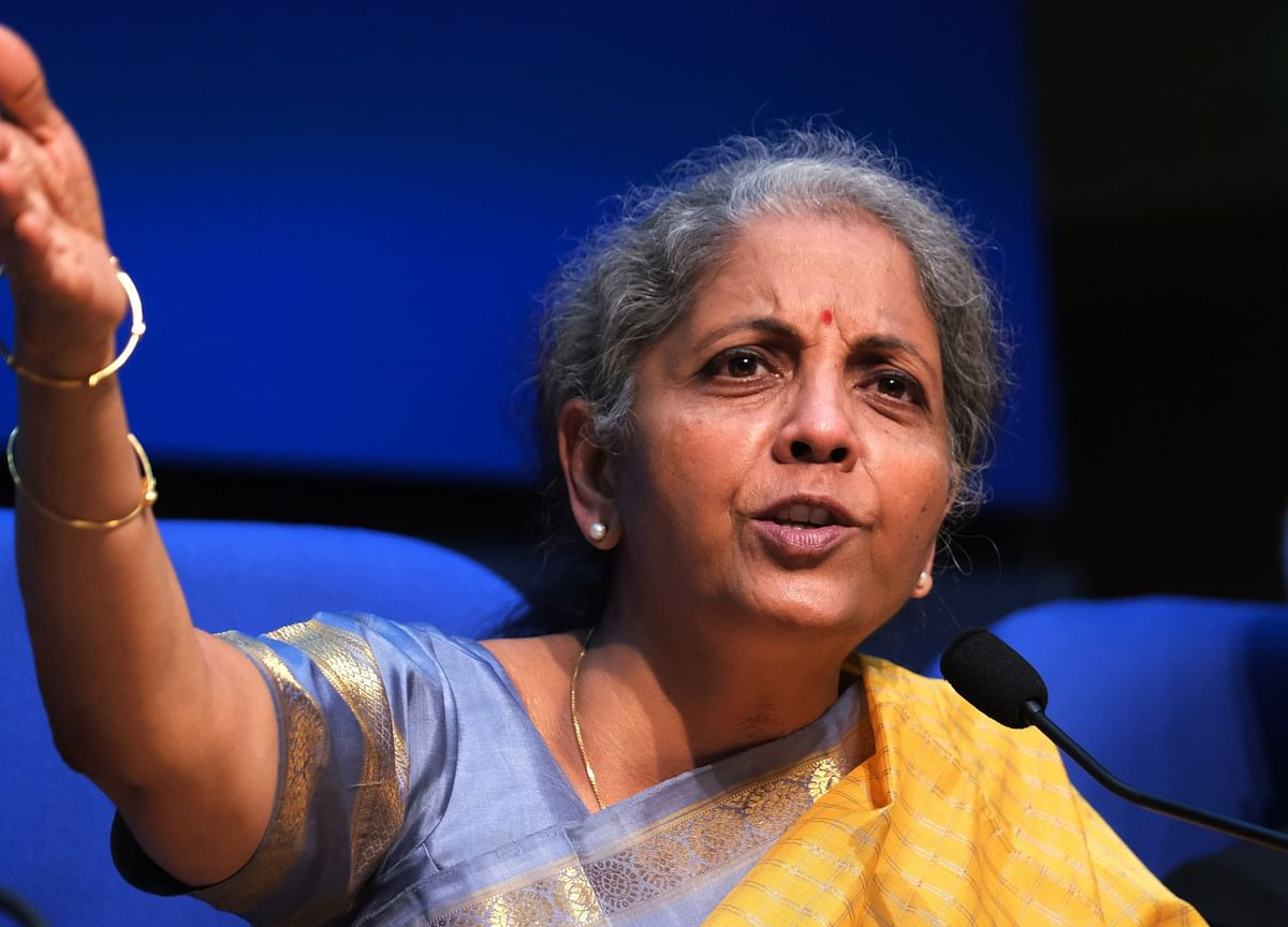 Divestment Plan Is Not 'Selling Family Silver', Says Nirmala Sitharaman