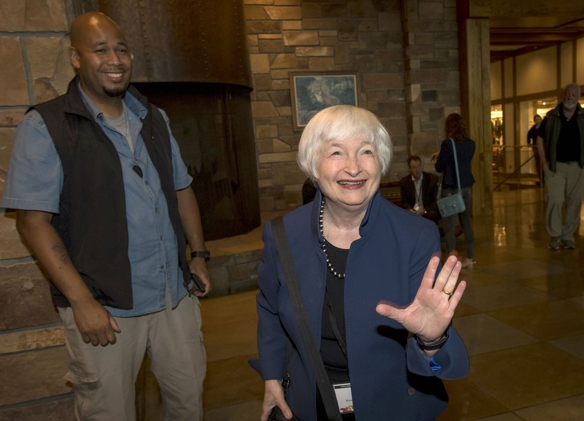 If Anyone Can Make Investors Happy, It's Janet Yellen