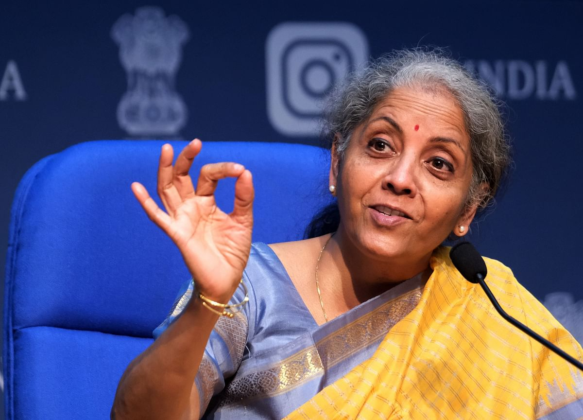 Fiscal Steps Taken By Government Led To Positive Growth In Q3: Nirmala Sitharaman