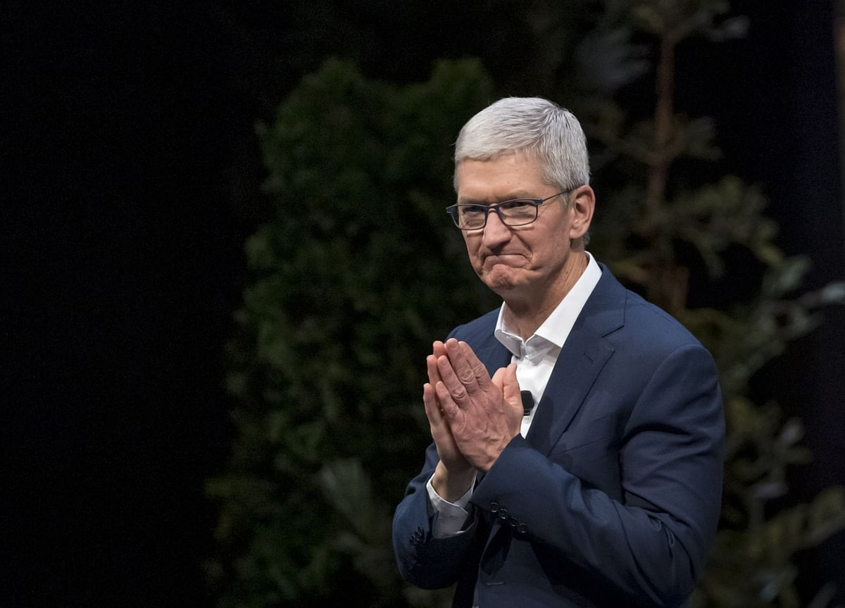 Apple's Cook Discusses M&A, App Store Scrutiny at Annual Meeting