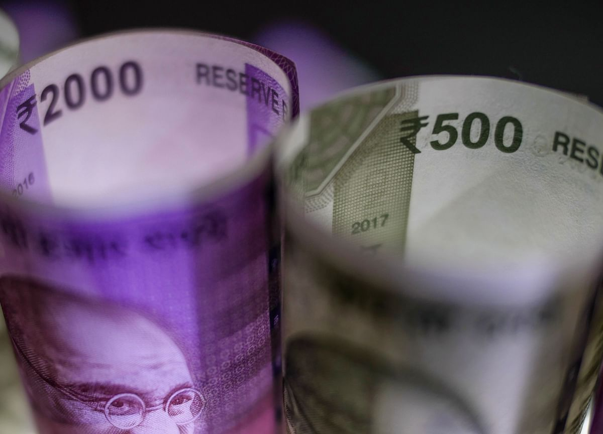 India Rupee Falls To A One-Month Low As Dollar Strengthens