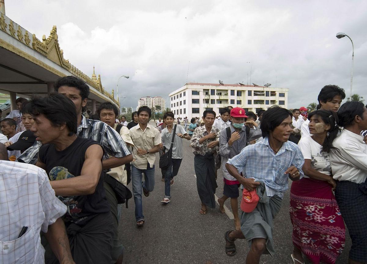 U.S. Slams 'Repulsive' Myanmar Crackdown as Death Toll Surges