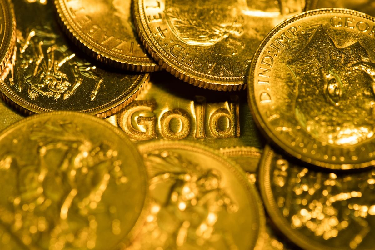 Gold Heads for First Loss in Three Days With Yields Rebounding