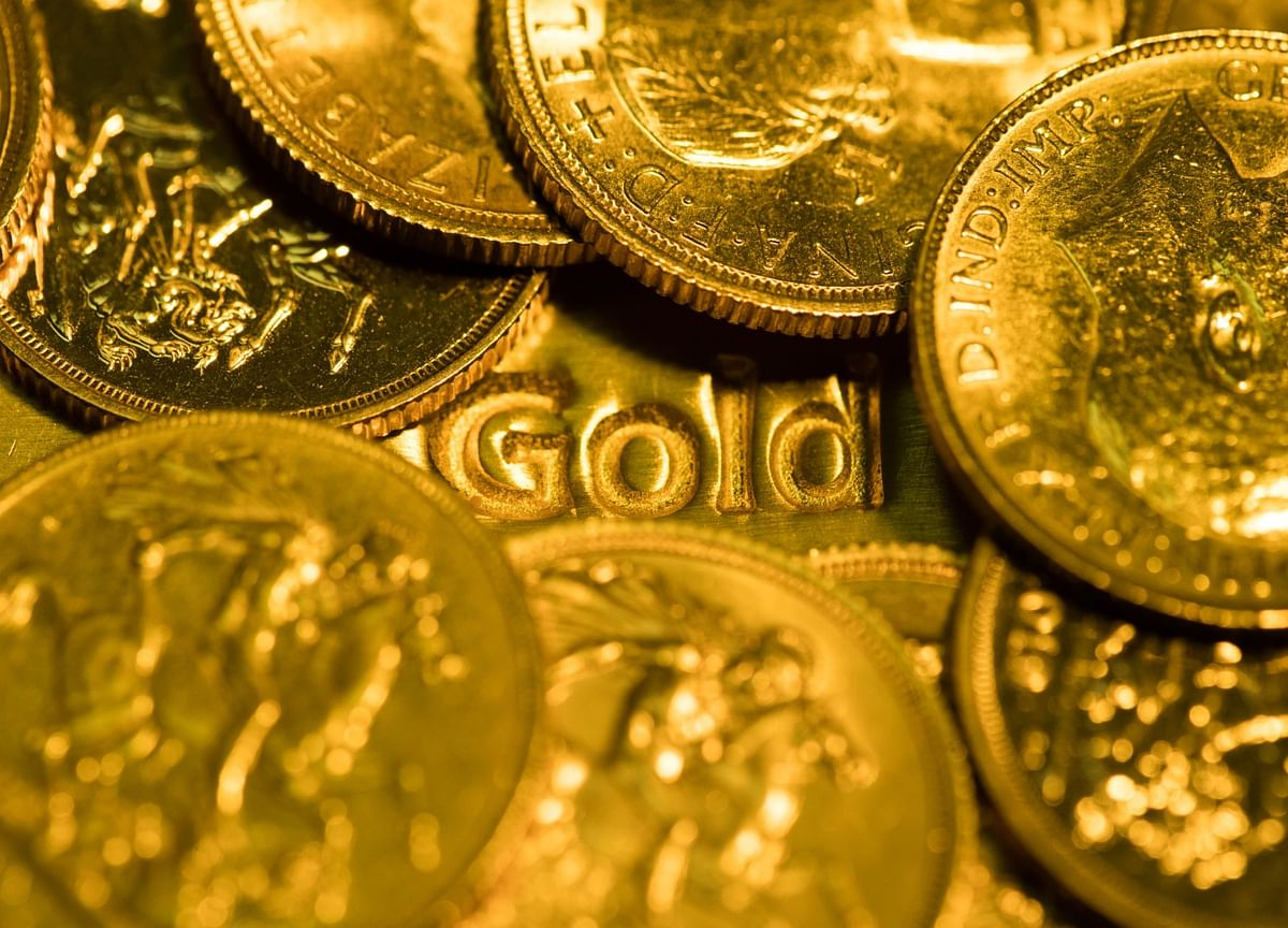 Gold Falls as Yields Rise After Fed Meeting; Base Metals Slip