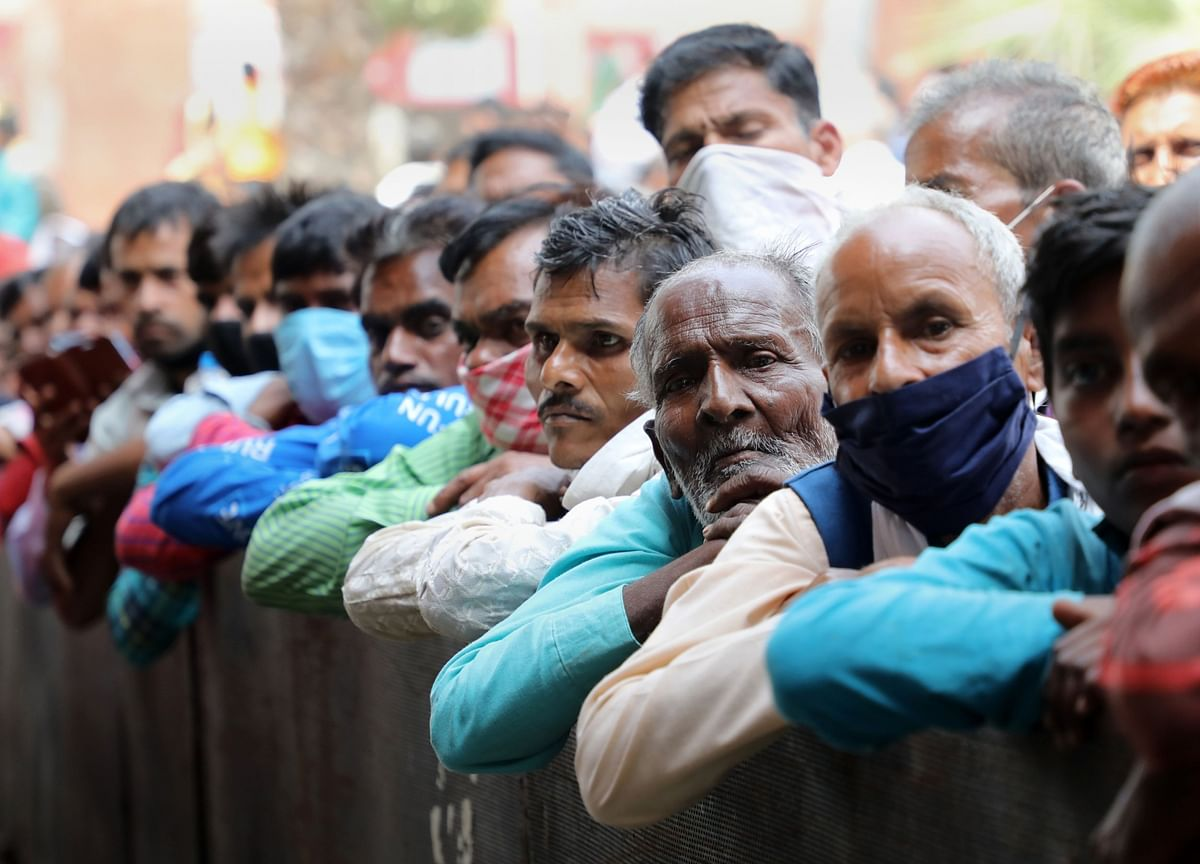 Coronavirus India Updates: More Than 53,000 New Cases Take Active Infections Near 4 Lakh