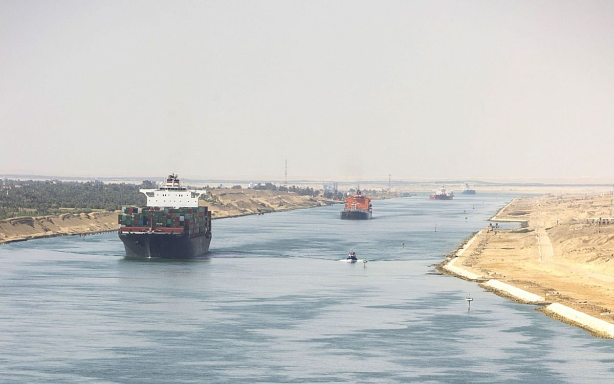 Suez Canal Blockage Is Rare Accident Along Key Maritime Route