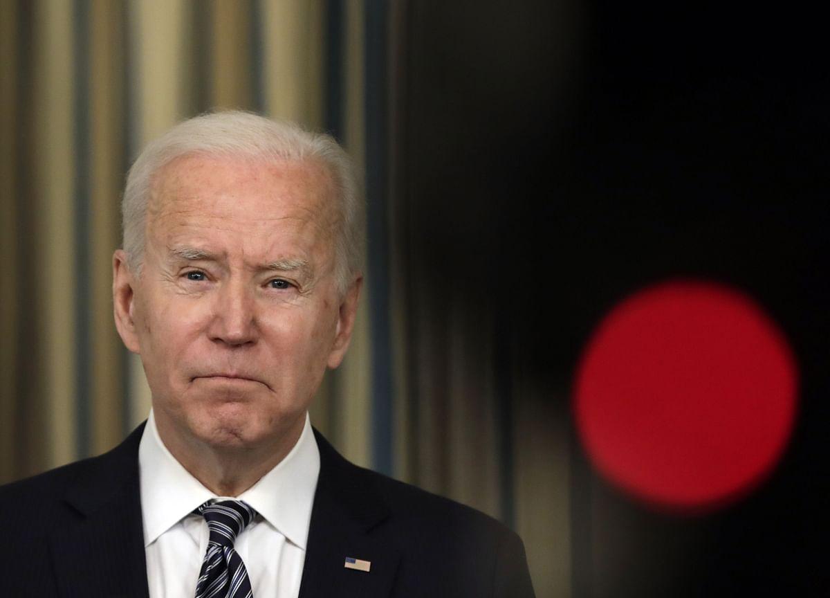 Biden's Biggest-Ever Investment Plan for U.S. Still Trails China