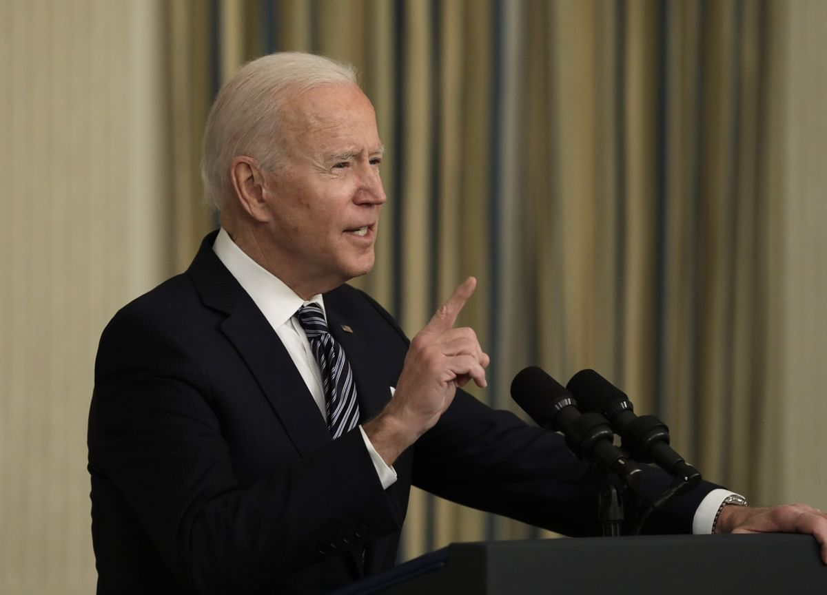 Biden Determined to Tax the Rich After Windfalls From Covid Crisis