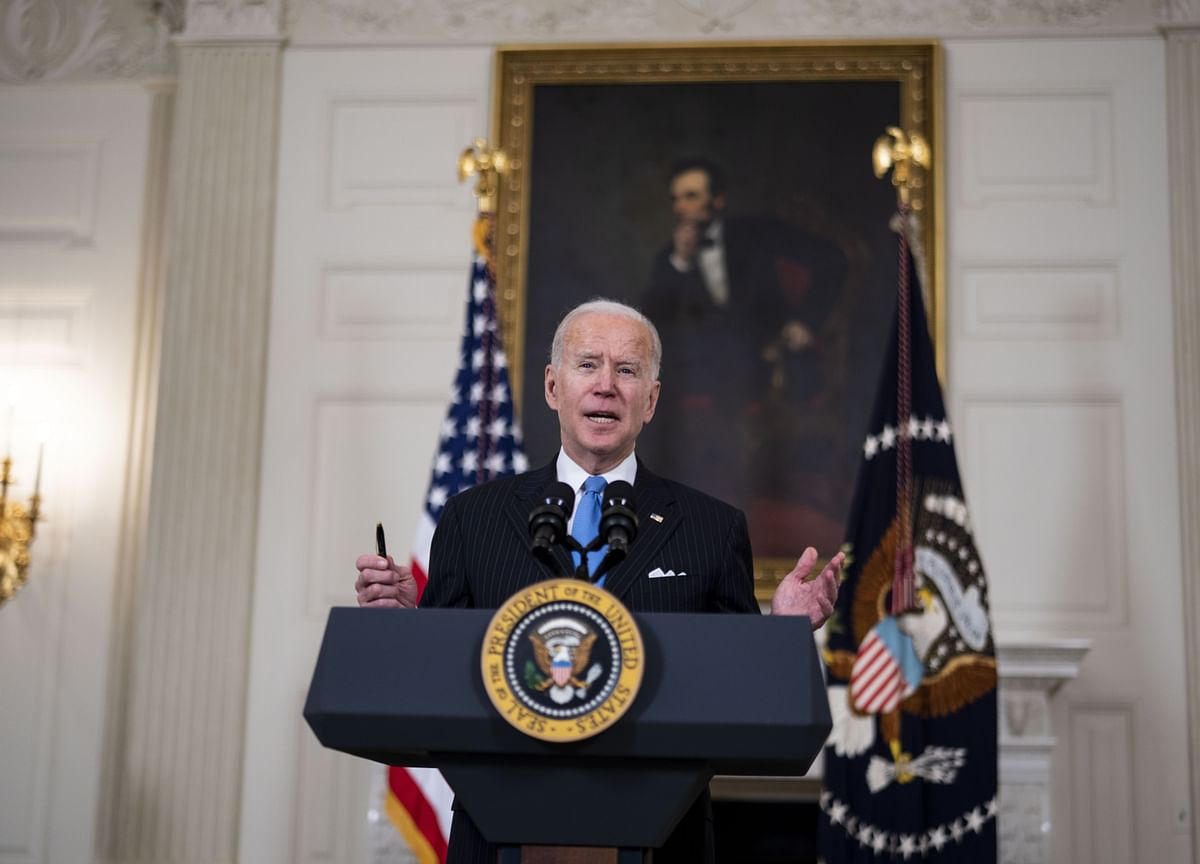 Biden's Giant Stimulus to Easily Pass House, Democrats Say