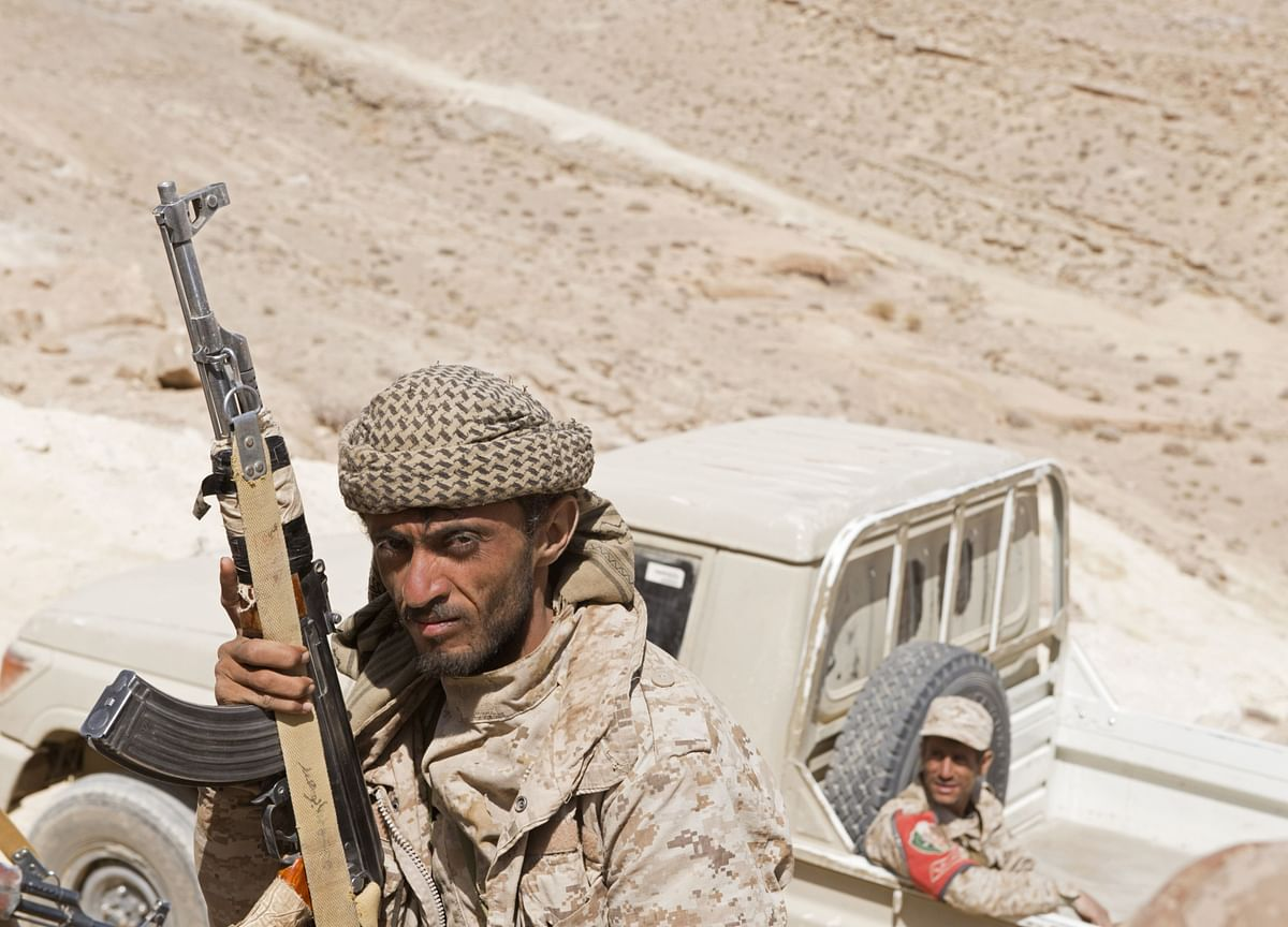 In Yemen's War, the Rebels, Not the Saudis, Hold All the Cards