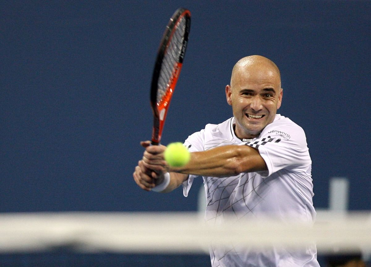 Tennis Great Andre Agassi-Led Square Panda To Invest $50 Million In India