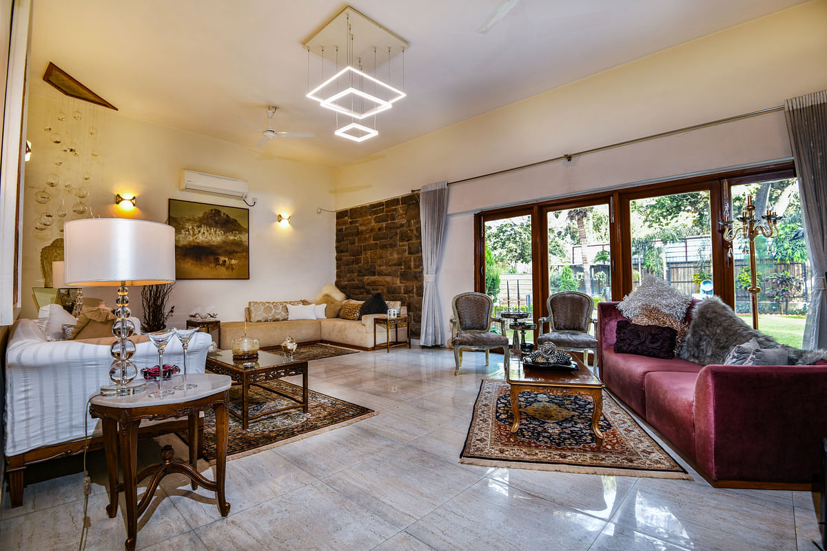 Bungalow in Golf Link (Source: Sotheby's India International Realty)