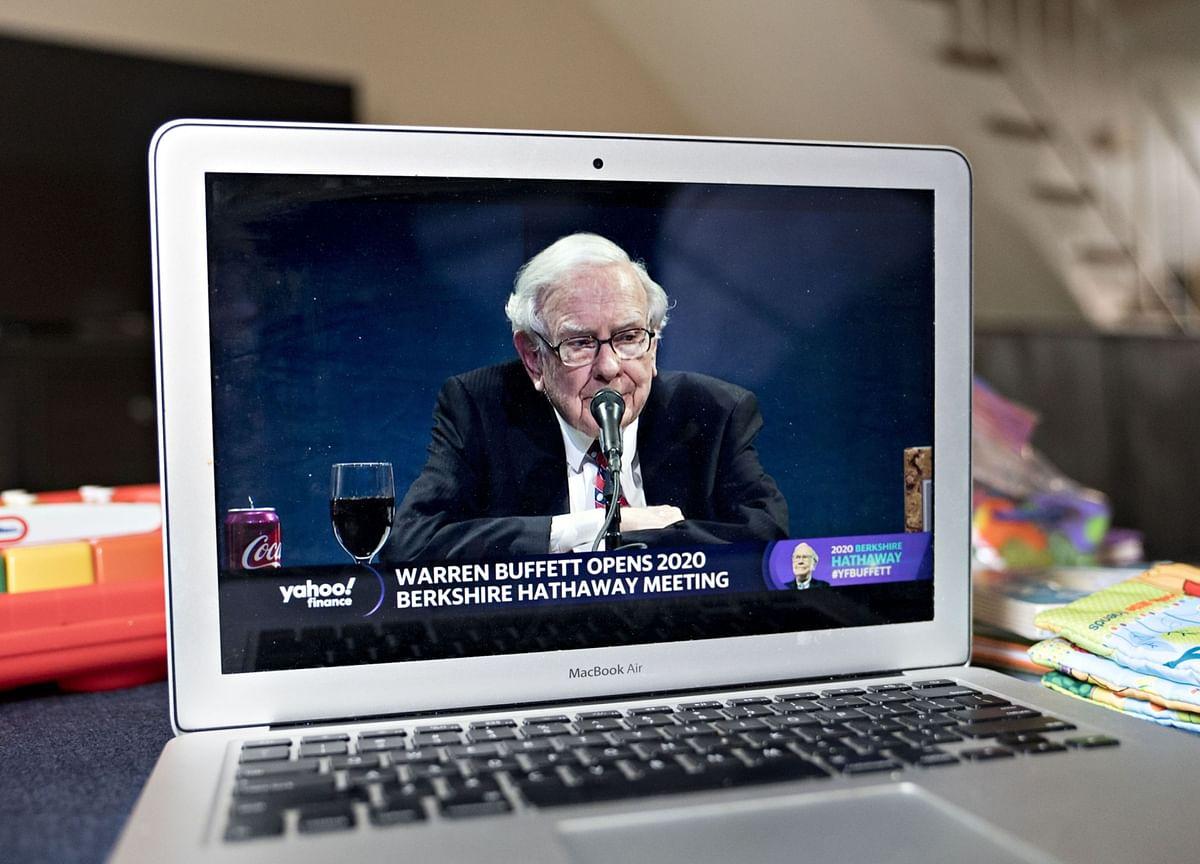 Buffett's Meeting of Many Mea Culpas: From Apple to Health Care