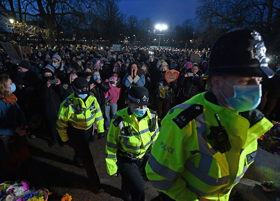 Backlash Over U.K. Police Violence Puts Focus on Protest Law