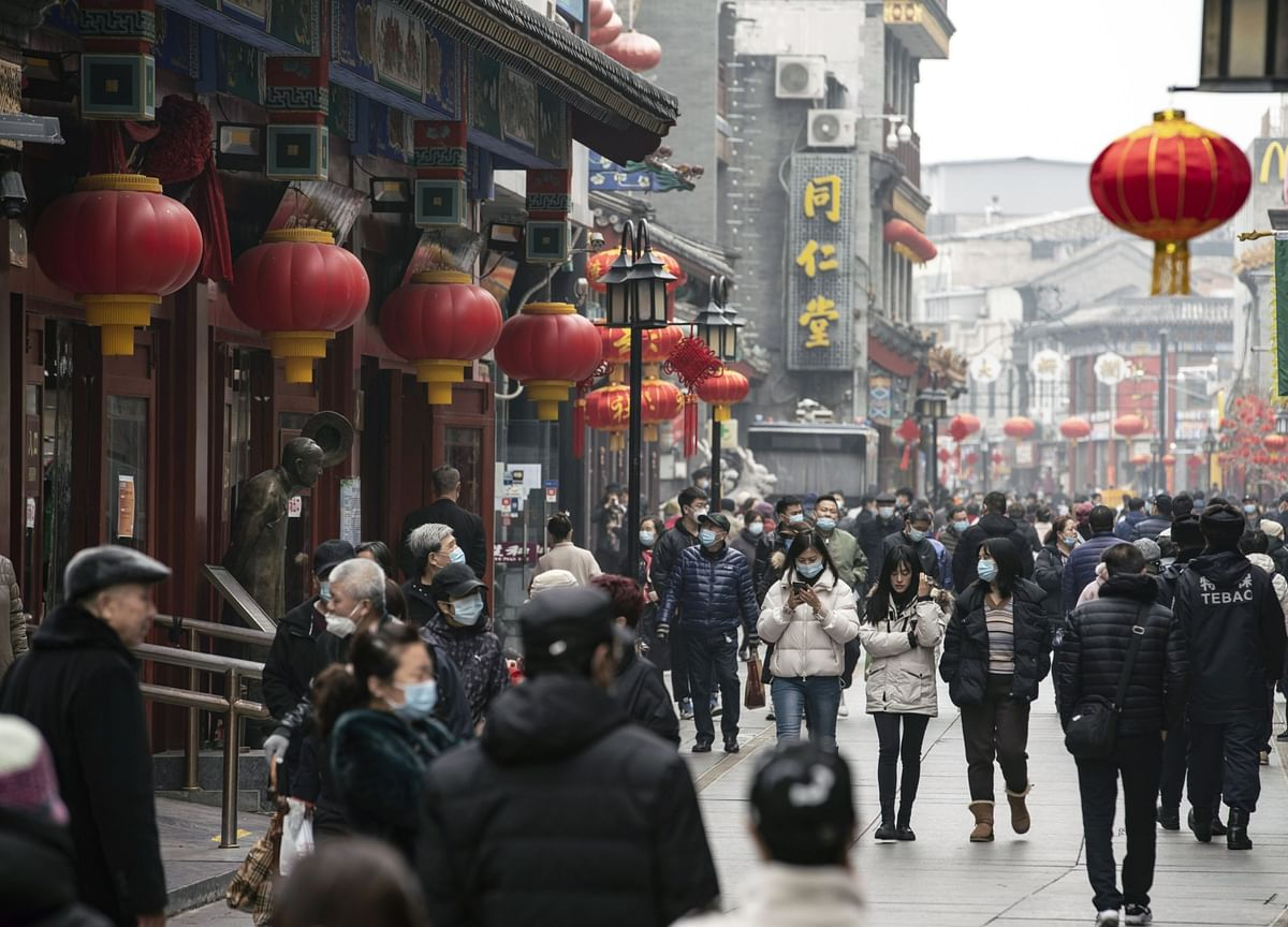 China's Modest Growth Target Signals Policy Shift From World