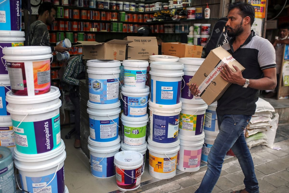 Asian Paints Q1 Review - Market Leader Behaving Like Challenger: ICICI Securities