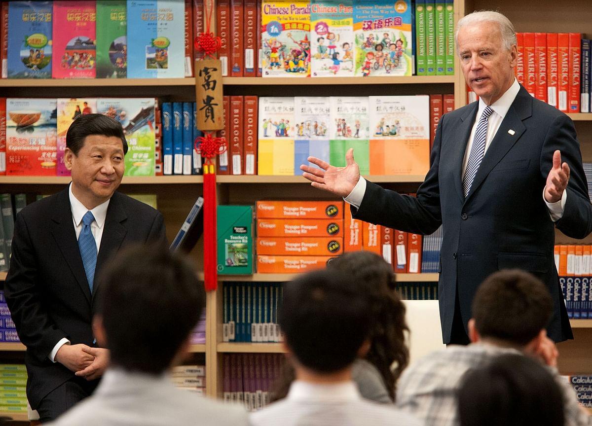 China Seeks Biden-Xi Summit in April If Alaska Talks Succeed