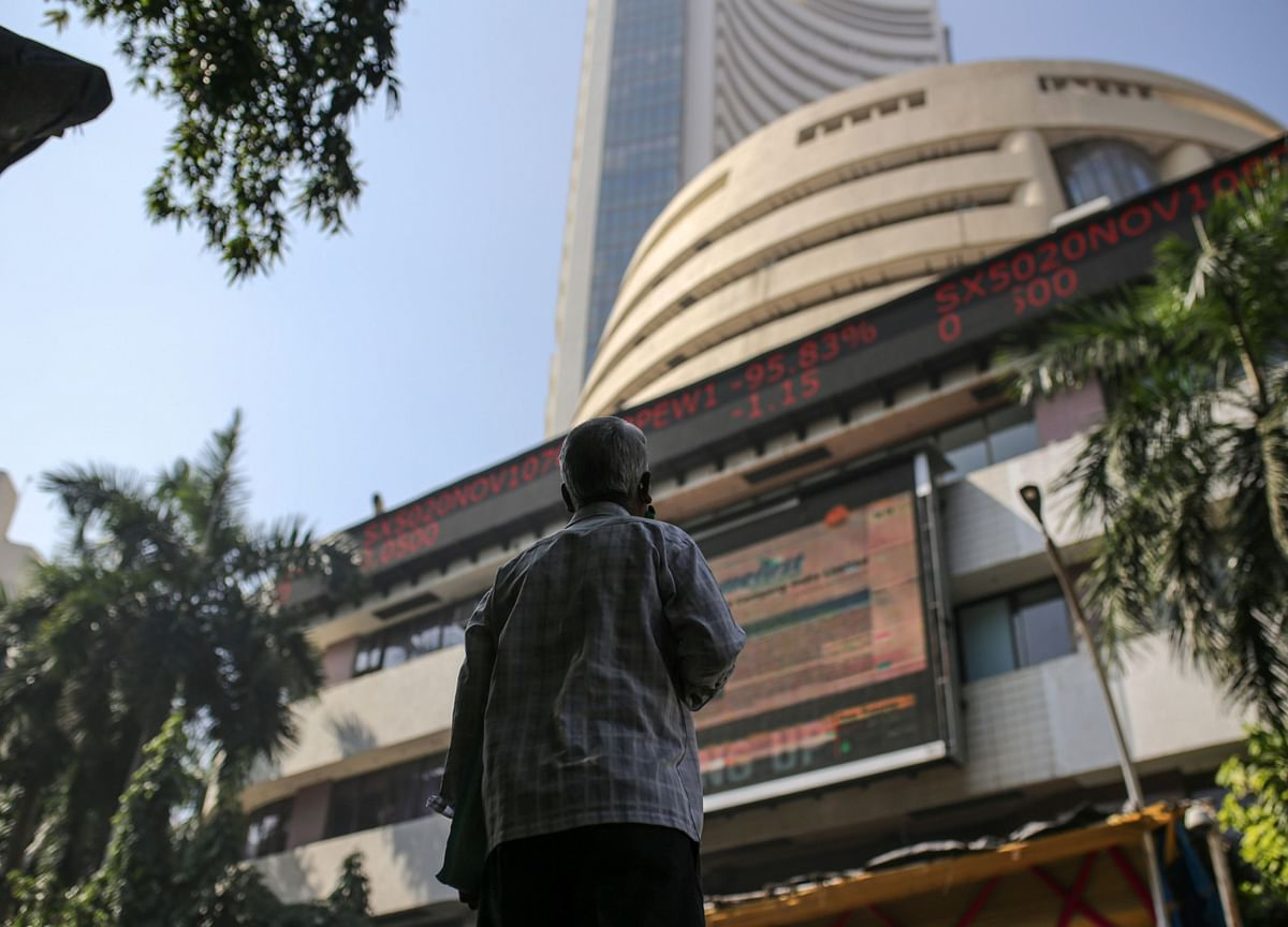 India's Sensex Declines For Third Day As Pandemic Worry Lingers