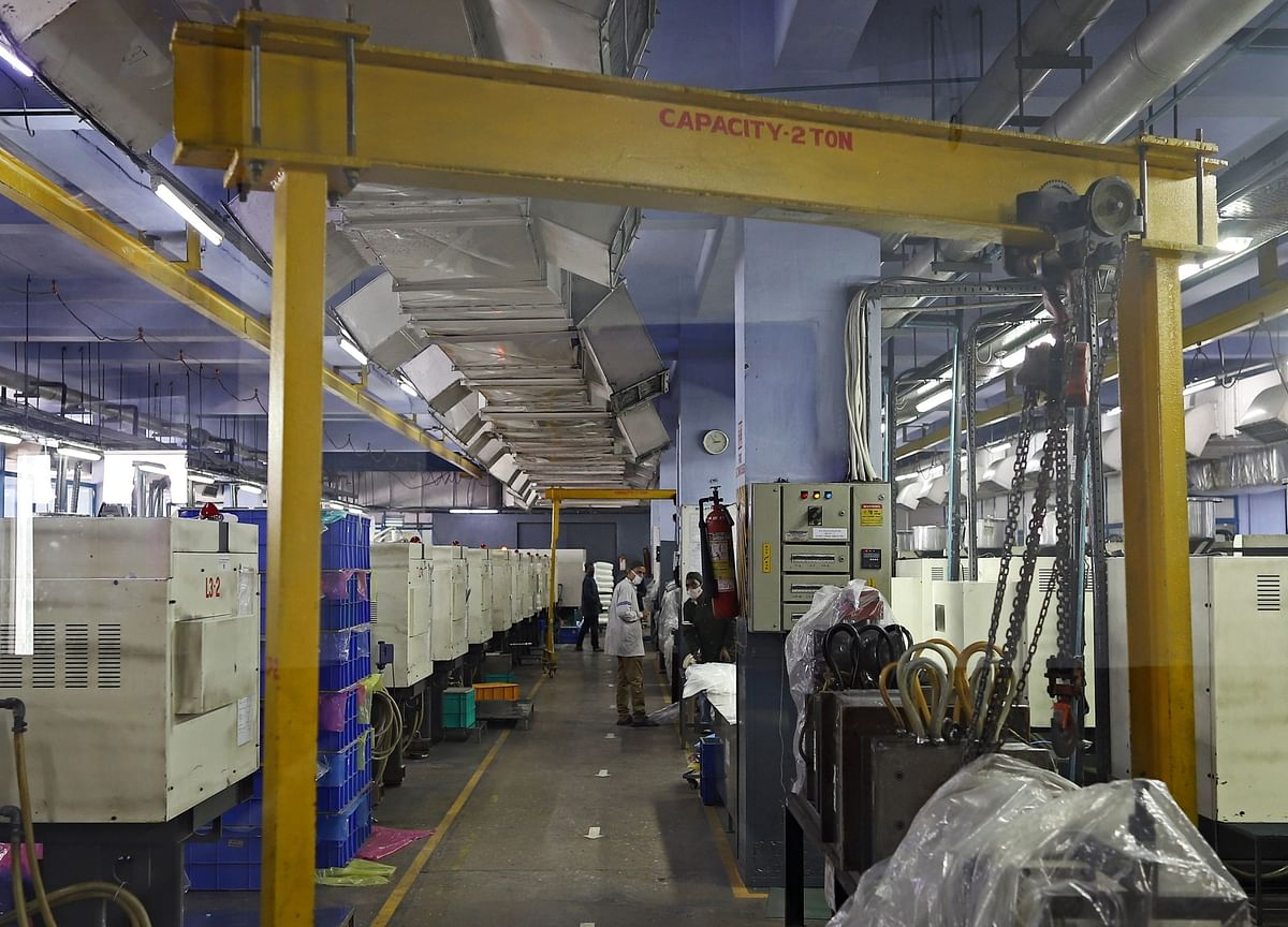 IIP: Industrial Output Drops In January