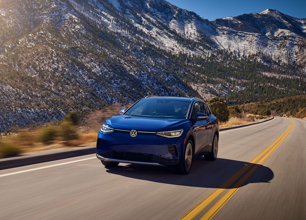 With ID.4,Volkswagen Has Electric SUV That Whispers, Not Shouts