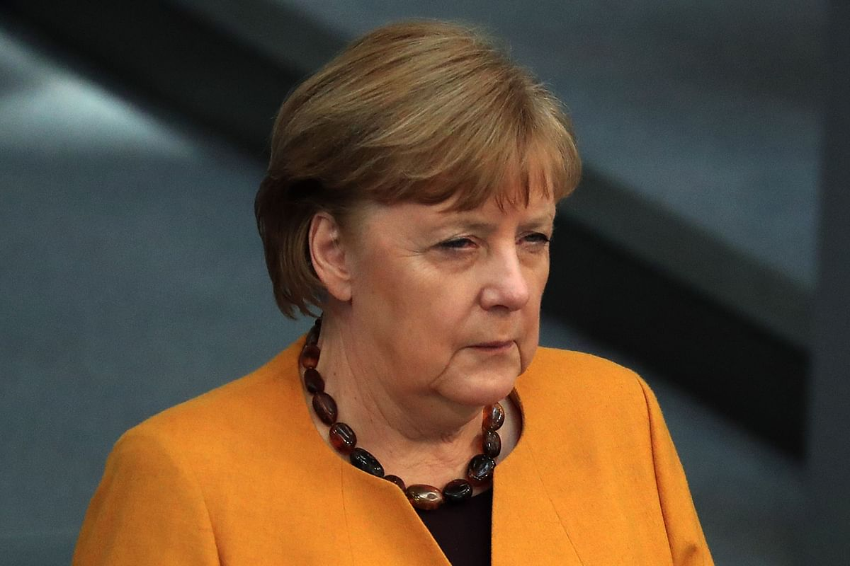 Merkel's Covid Crisis Is Changing the Shape of German Election